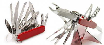 17-in-1 Outdoors Swiss Tools Set (57% Off!)