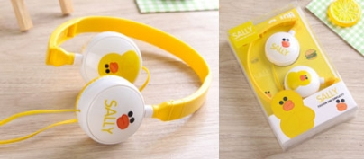Cute Bird Headphones (50% Off!)