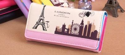 Cute London Paris Clutch Bag (41% Off!)