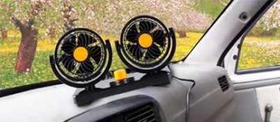 Dual Car Cooling Fan (46% Off!)