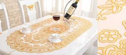 Exquisite Bronzing Tablecloth (58% Off!)