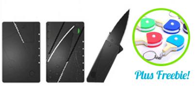 Smart Foldable Pocket Knife (60% Off!)