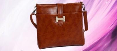 Korean Minimalist Women's Leather Handbag (63% Off!)