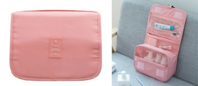 Cute Collapsible Mobile Cosmetic Bag (60% Off!)