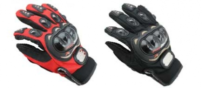 Sporty Motorcycle Gloves (44% Off!)