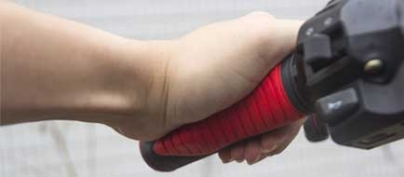 Motorcycle Rubber Grip (74% Off!))