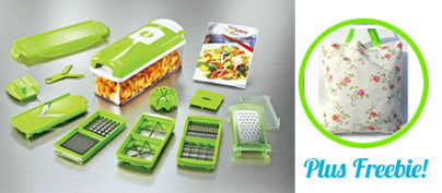 ₱299 Discount for the Nicer Dicer Plus (34% Off!)