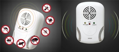 Electromagnetic Wave Ultrasonic Pest Repellant (50% Off!)