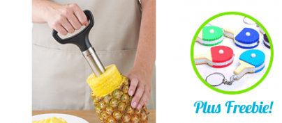 Stainless Steel Pineapple Corer (64% Off!)