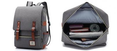 Preppy Korean-Style Backpack (44% Off!)