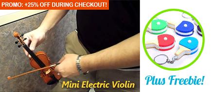 Mini Electric Violin